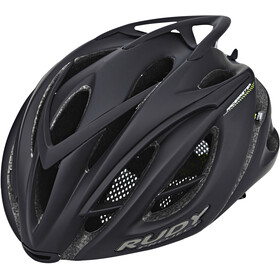 Rudy Project Racemaster Casco, black stealth (matte)